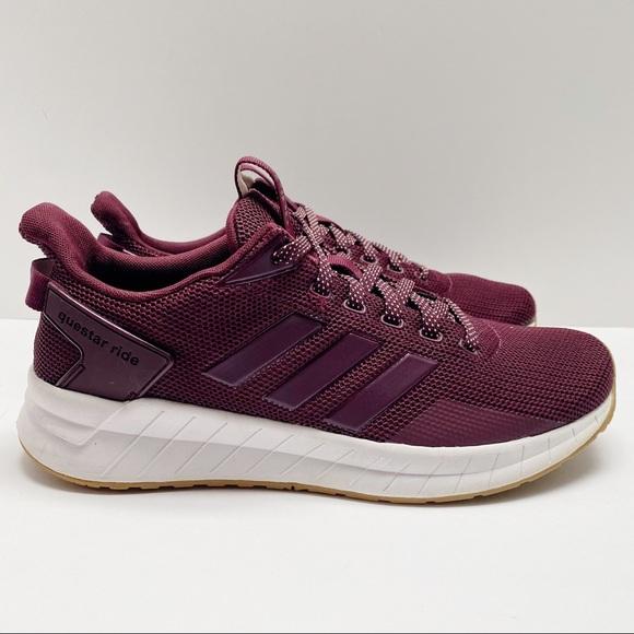 adidas Shoes | Questar Ride Maroon